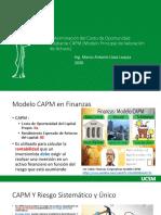 Modelo CAPM 2020 (2)