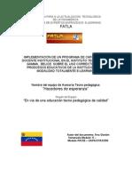 Proyecto Tecnopedagogico Modulo 5 Ana Gaston