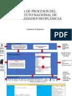 MAPA DE PROCESOS DEL INSTITUTO NACIONAL DE ENFERMEDADES