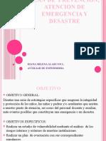 PLAN DE  PREVENCION, ATENCION DE EMERGENCIA Y