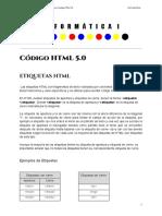 Tema 6- Codigo HTML 2