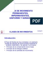 Clases de Movimientos