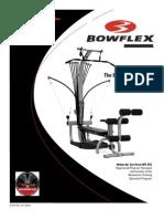 Bowflex Ultimate Manual