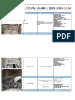 Copia de Copia de Actividades PM Linea 2 10.04.19 FLSmidht Rev1