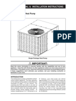 Heat Pump Manual
