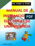 INSTALACION ELECTRICA DE UNA VIVIENDA MULTIFAMILIAR
