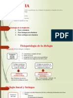DISFAGIA- Medicina I