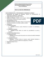 Guía de Aprendizaje AA14