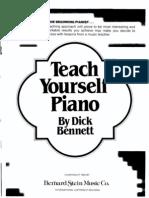 Teach Yourself Piano (Bennett)