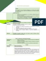 TALLER FORMULACIÓN Y GESTIÓN DE PROYECTOS