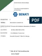 UNIDAD 9- Procesos cognitivos