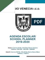 manual de convivencia 2019-2020