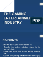 THE-GAMING-ENTERTAINMENT-INDUSTRY