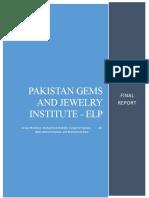 Final Report ELP - Trade Development Authority of Pakistan