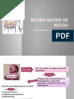 14. RECIÉN NACIDO DE RIESGO