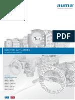 Multiturn AUMA Actuator.pdf