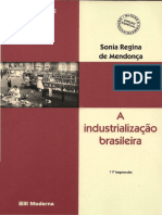 A Industrialização Brasileira - Sonia Regina de Mendonça.pdf