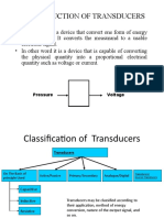 PPT for Transducers