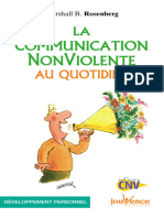 Communication Non Violente Au Quotidien