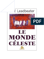 Charles Webster Leadbeater - Le monde céleste ou plan mental