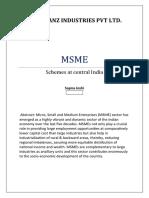MSME 2 Sapna