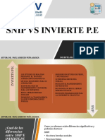 SNIP VS INVIERTE EP