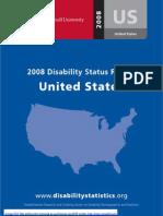 Disabiity Stats