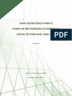 Plano de Recuperação Económica e Social de Portugal 2020-2030