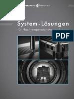 Imagebroschüre Graphite Materials