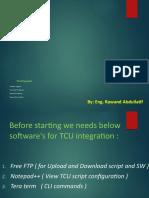 TCU Integration