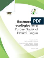 6 Tinigua - Restauracion