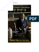 The Forensic Case-Book of Dr. Robert Ing