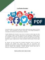 Las Redes Sociales.rtf