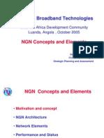 SATA VoIP Workshop NGN-Concepts