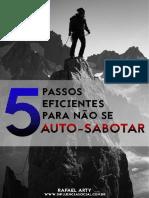 5 passos eficientes para não se sabotar.pdf