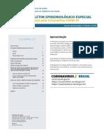 Boletim Epidemiologico COVID 21