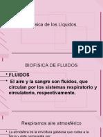 Biofisica de Los Liquidos