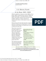 Obesity and Overweight for Professionals_ Data and Statistics_ U.S. Obesity