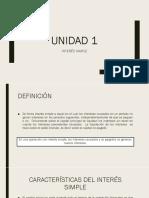 Unidad-1.-Interés-Simple