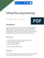 Editing Files using Substrings _ Qwiklabs