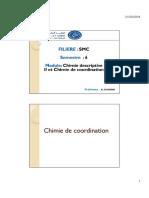 chimie de coordination document