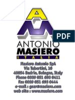 Antonio Masiero Italia - Ring, Pinion, and Manual Transmission Gears - Product Catalog.pdf