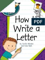 [Explorer Junior Library_ Language Arts Explorer Junior] Cecilia Minden,Kate Roth - How to Write a Letter (2010, Cherry Lake Publishing).pdf