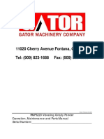 RMF5220 O M P Manual