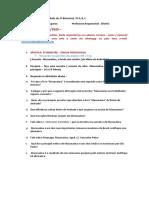 3º A, B, C - ATIVIDADES - MACUNAÍMA - ( TERCEIRA ATIVIDADE)