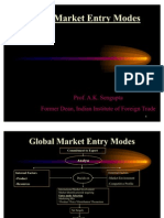 Global Market Entry Strategies Ban Galore)