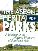 The ASEAN Heritage Parks a Journey to the Natural Wonders of Southeast Asia