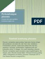 PERKEMBANGAN PLASENTA (2)