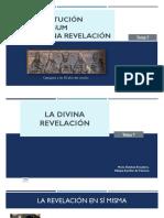 07PS_Constitución Dei Verbum_LaDivinaRevelación
