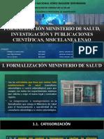 DIAPOSITIVAS DE ETICA Y DEONTOLOGIA 2019